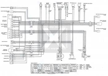 wiring diagram honda nice zn110 honda dax wiring diagram  daxanized