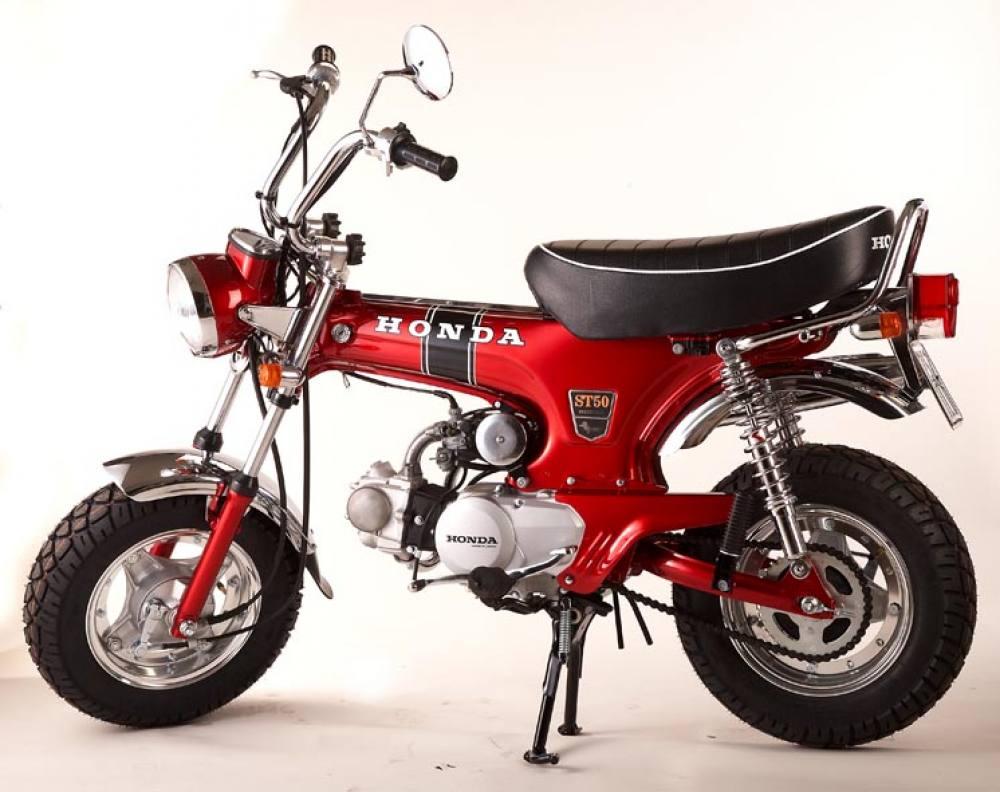 Honda Dax AB23 - 50ccm Könige Hanau e.V.
