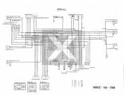 Wiring Diagram Honda Nice ZN110Daxanized